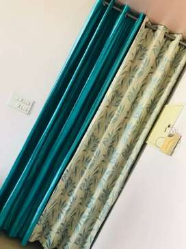Fine quality Curtains with 8 ft length