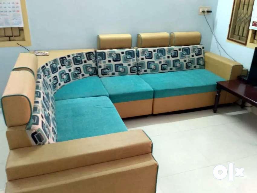 Five Seater Sofa Set 0