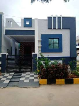 1000sft 2BHK Proposed Independent house available 4km from ECIL