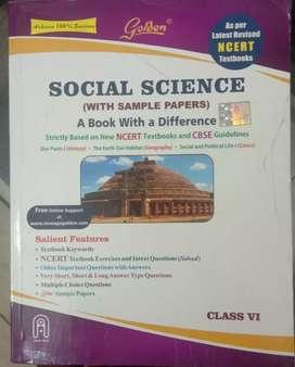6th STD social science book