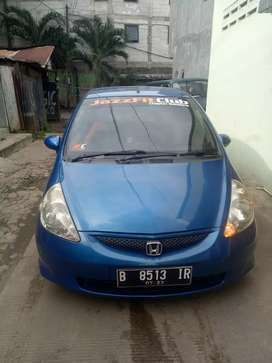 Honda jazz idsi mt 2007 antik