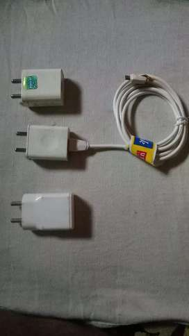 charger made of lenovo(original) samsung(original) and local made