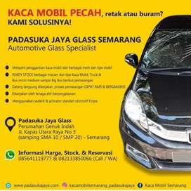 Kaca Mobil semua merk dan tipe kacamobil PADASUKA JAYA GLASS Semarang