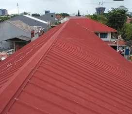 Baja ringan~Renovasi atap~Kanopi carport~jasa dan lainya~aplikator