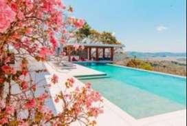 Villa Bliss Lombok Super Mewah Ada Kolam Renang View Laut