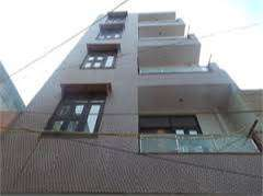 Main road near buy property 2 bhk semi-furnished car parking also.