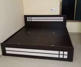 Box bed 6ft*6ft NEW