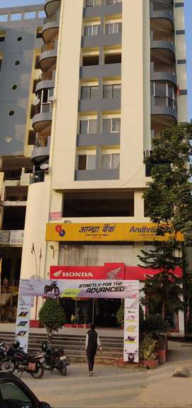 Commercial Space for sale above Andhra Bank