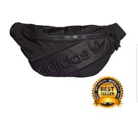 Waistbag Adidas LogoBordir Black