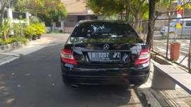 Mercedes-Benz C200 2011 Bensin