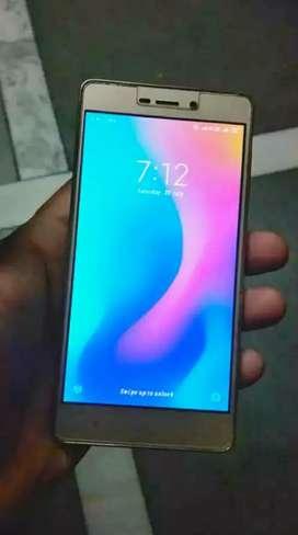 Redmi 3s 2GB Ram/16 GB Internal (Android Smartphone)