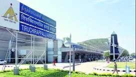 2019-20 female and male job vacancy @ Tiruchirappalli Airport