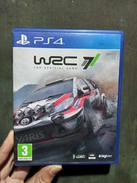 WRC 7 multiplayers Ps4 PS 4