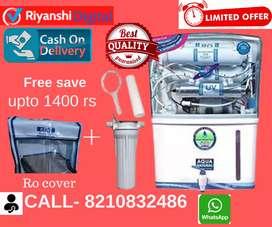 Mineral Ro+uv+uf Water Purifier Brand new 1yr wrrnty with GST Bill