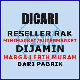 Jual Rak Toko / Rak Indomaret / rak display