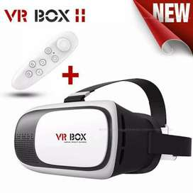 vr box full new condition with remote in cheap price