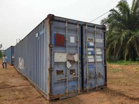 Container / Kontainer 40 Feet Kosong Murah