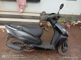 Honda dio, full condition, all papet clear