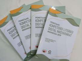 Pemetaan Kompetensi Literasi Digital Masyarakat Indonesia 2019