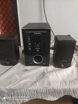 T-Series Home Theater 2.1