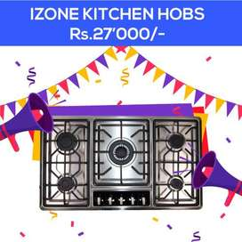 IZONE BEST HOB WITH FREE HOME DELIVERY