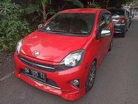 Toyota Agya S Trd Sportivo 1.0L Matic 2016 Merah