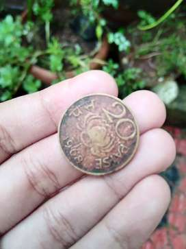 58 Year Old Coin For Sale