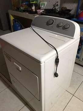Whirlpool mesin pengering cucian mulus normal 100%