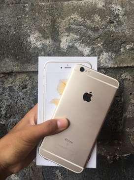 iphone 6s Plus 32gb Gold Mulus