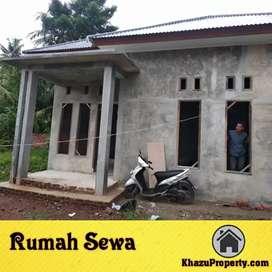 Rumah sewa Terima siap Huni - Tinggal Finishing -  2 mnt dr Pasar Ulka