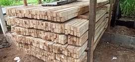 Dijual Kayu Lokal dan Bambu Seteger