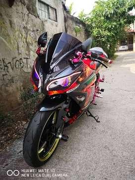 Ninja 250cc full Variasi