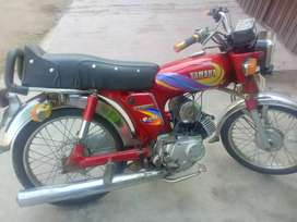 Yamaha in Good Condition