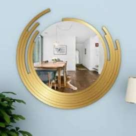 Unique wall mirror