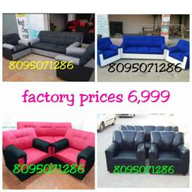 Blossom new sofa set direct from factory