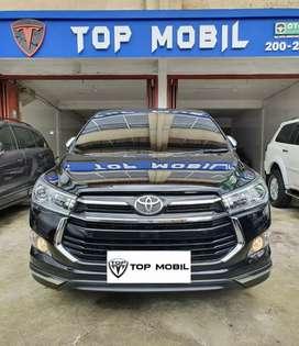 Toyota Innova Reborn 2.4 V Diesel upgrade Venturer Manual 2019