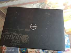 Dell..core i.7...generation 7th..with charger & bag