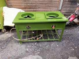 *Gas stove*