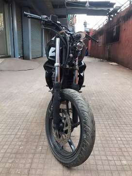 Fzs full modified top condition