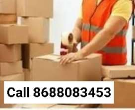 Packing & loading boys_Room_Food facility