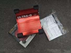 DI Box Behringer Ultra G100
