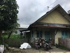 Dijual Tanah bonus Rumah Kayu