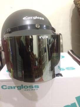 Cargloss retro include kaca Injak ori coating + pet