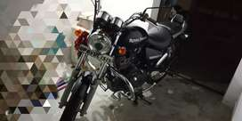 Thunderbird 350 with 5000km VIP number