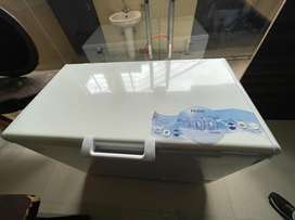 Haier deep freezer inverter
