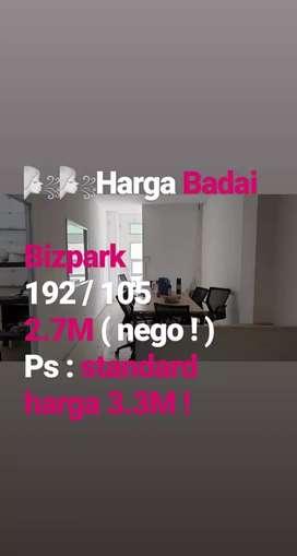 Gudang Bizpark Commercial Area Kopo Bandung