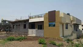 New house for sale of 2BHK with boorwel