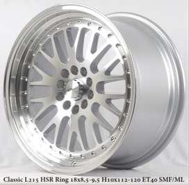 Velg murah harga distributor CLASSIC L215 HSR R18X8595 H10X112-120 ET4