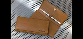 Ladies wallet with name & photo