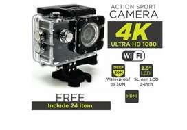 Kamera Digital KOGAN 4K Wifi Action Camera Sport cam Gopro 4k
